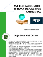 1. Curso ISO 14001 UNRP