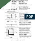 Latihan Fisika Dasar II (Kimia)