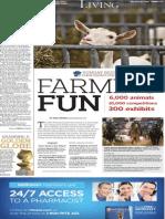 Sunday Living, Farm Show - The Patriot-News - Jan. 11, 2015