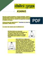 ASANAS en el Kundalini Yoga.docx