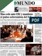 El Mundo [Sab, 04 Oct 2014] - Calibre