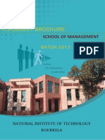 Placement Brochure 2013