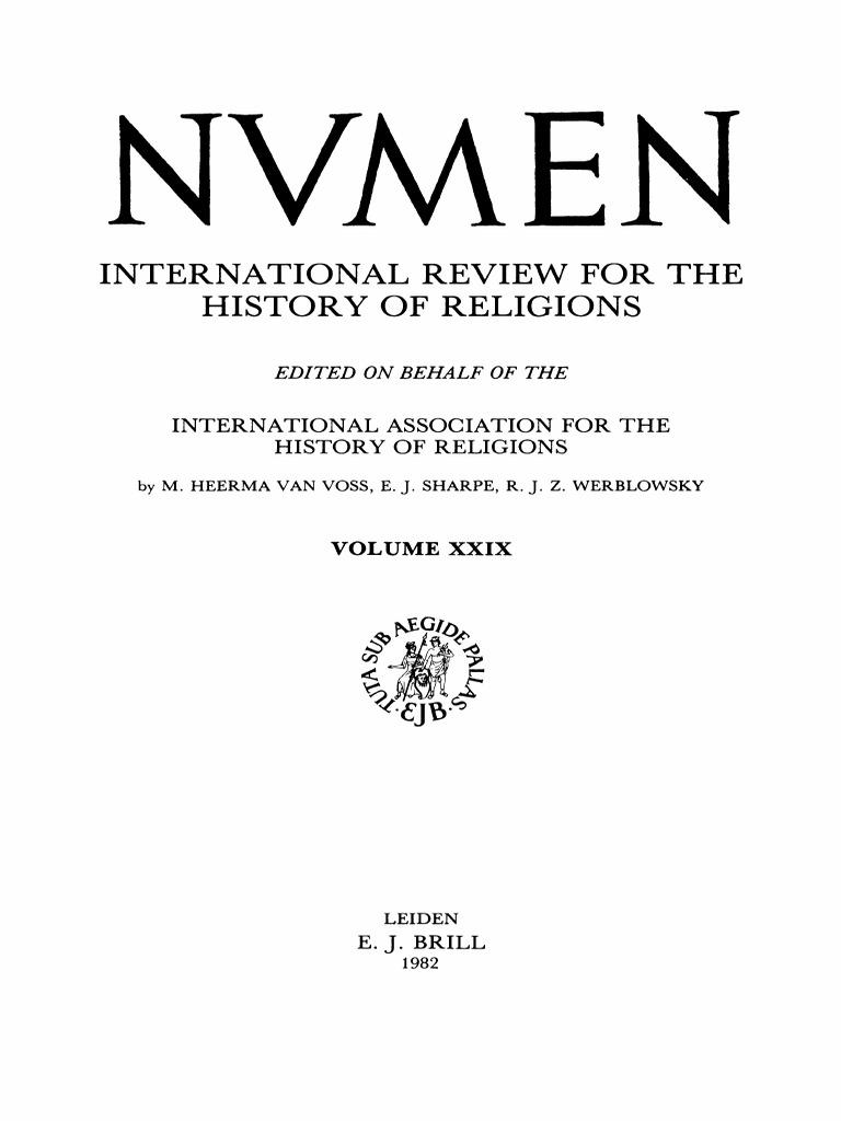 Numen Volume 29 | Persephone | Hades