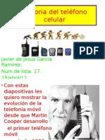 historiadeltelfonocelular-120419000005-phpapp01
