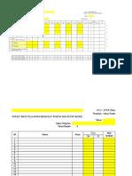 Borang HC BM Pemahaman Tahun 6 (UPSR) 2015
