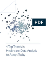 Whitepaper 4 Trends in Healthcare Data Analytics to Adopt Today