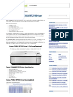 (Download) Canon PIXMA MP250 Driver - Free Printer Driver DownloadFree Printer Driver Download.pdf