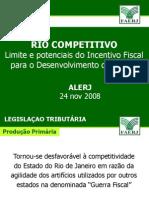 Rio Competitivo FAERJ