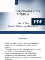 Ch02a Security Policies and Standards