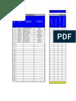 06 Plumrose Matriz Indicadores Morbilidad Mensual Junio 2014