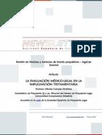 Newsletter SEPL022015 - UNA