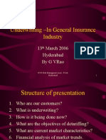 Underwriting Guidelines Presentation