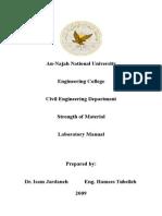 Mechanics of Material Lab6