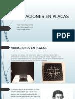 Vibraciones en Placas