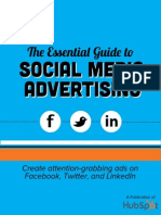 The Essential Guide e to Social Media Advertising