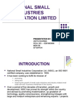 National Small industries.ppt