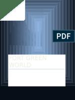 Greenworld Case SOLUTION