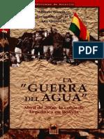 Alberto García Guerra Del Agua