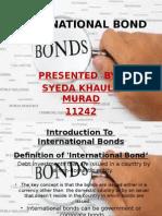 International Bond