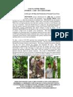 FARMER FIEL SCHOLL Cocoa Success Story Super Tree March 22, 2006