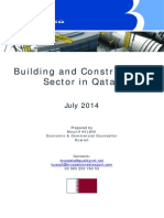 Building and Construction Sector in Qatar -2014