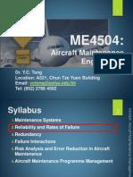 ME4504 02 Basic Reliability