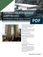 Electrostatic Precipitator Siemens