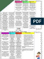 homework year 5 - term 1 overview