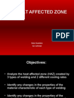 The Heat Affected Zone.ppt