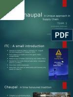 ITC Echaupal