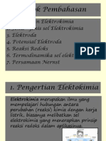 IX. Elekttrokimia