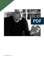 Italia, Condenada Al Fracaso. Entrevista a Giaime Pala