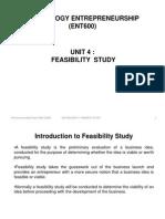 Unit 4 Feasibility Study