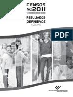 Censos2011 RDefinitivos Algarve 2