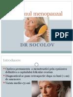 Sindromul menopauzal