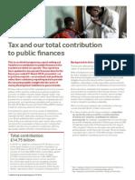 Vodafone 2015 Tax