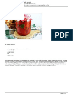 Minjina Kuhinjica-Paradajz Pelat