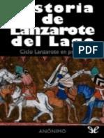 (Vulgata 03) Historia de Lanzarote Del Lago