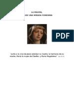 La Pasión desde una mirada femenina.doc