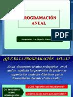 1 a Programación Anual 2010