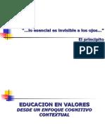 Eduacacion en Valores