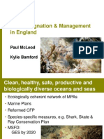 MPA Designation & Management In England