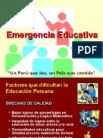 Emergencia Educativa - Un País Que Lee, Un País Que Cambia
