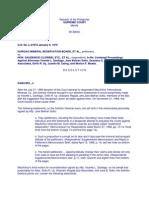 Surigao Mineral Reservation Board v. Hon. Gaudencio Cloribel