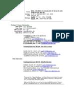 Revised Syllabus 3350 Spring 2010