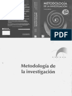 Metodología de La Investigación HFB 00