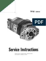 TP16 Service Manual