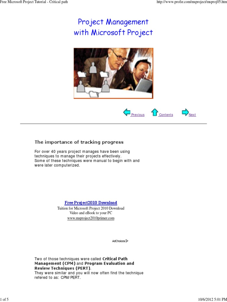 Download by project ebook microsoft 2010 step step