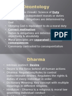 Ethics - Deonotology & Theory of Cognitive Moral Development-1.pptx