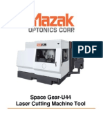 MAZAK Space Gear U44